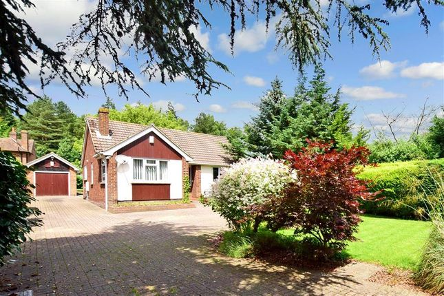 Thumbnail Detached bungalow for sale in Bagham Cross, Chilham, Canterbury, Kent