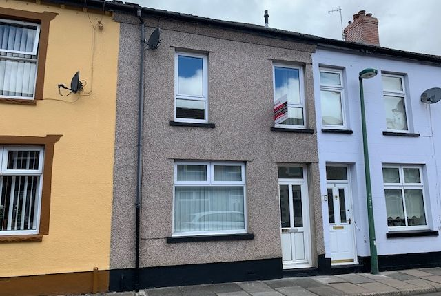 Thumbnail Terraced house for sale in Harcourt Street, Ebbw Vale, Gwent
