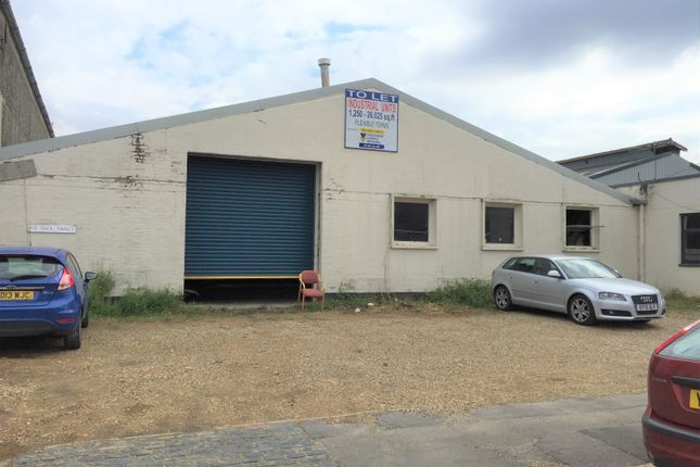 Thumbnail Industrial to let in Unit 2A, Quayside Road, Southampton