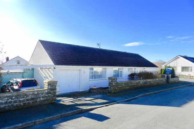 3 bed detached bungalow for sale in Haven Park Crescent, Haverfordwest, Pembrokeshire