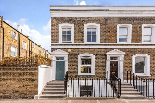Thumbnail Terraced house for sale in St. Philip's Way, Arlington Conservation Area, Islington, London