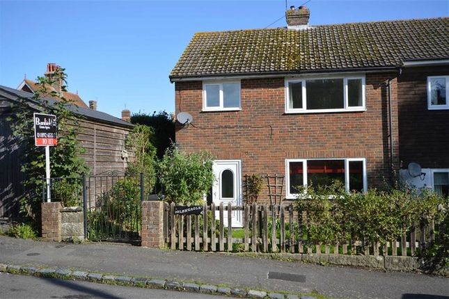 Thumbnail Semi-detached house to rent in New Road, Rotherfield, Crowborough