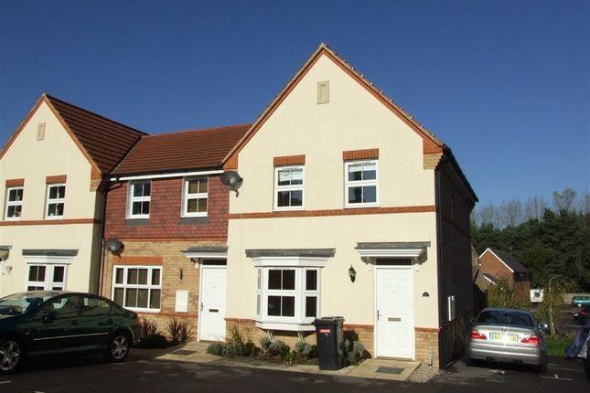 Thumbnail Semi-detached house to rent in Mandarin Drive, Newbury