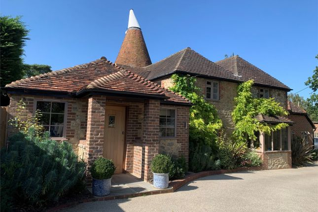 Thumbnail Detached house for sale in Fen Pond Road, Ightham, Sevenoaks, Kent
