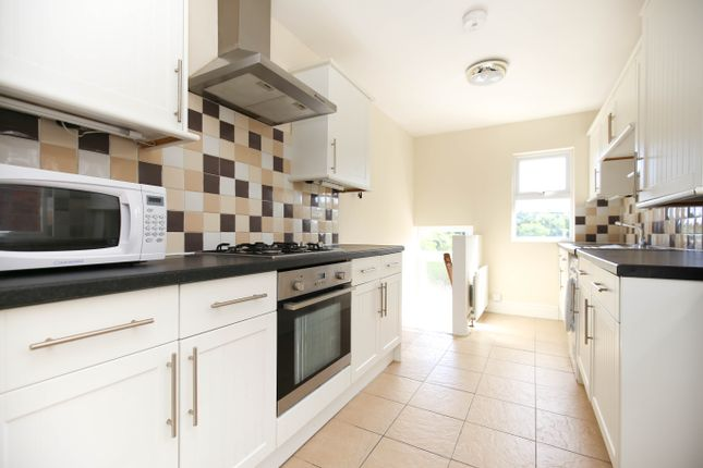 Thumbnail Maisonette to rent in Audley Road, South Gosforth, Newcastle Upon Tyne