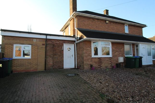 Thumbnail Flat to rent in David Road, Tipton