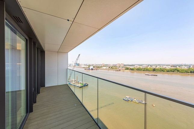 Thumbnail Flat to rent in Royal Arsenal, Riverside, Woolwich, London