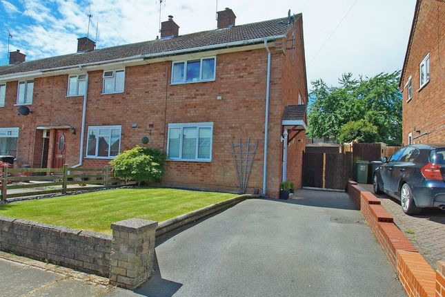 Thumbnail Terraced house for sale in Sheldon Road, Redditch