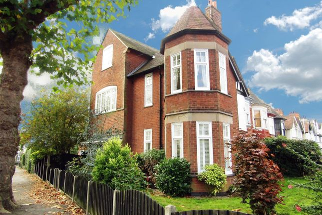 Thumbnail Semi-detached house for sale in Carisbrooke Road, Leicester