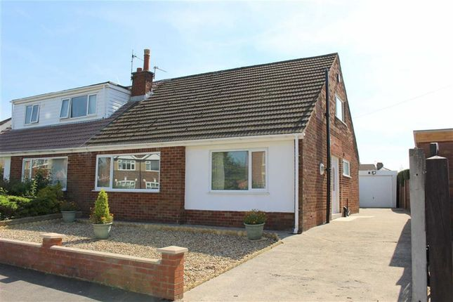 Thumbnail Semi-detached bungalow to rent in Oaktree Avenue, Ingol, Preston