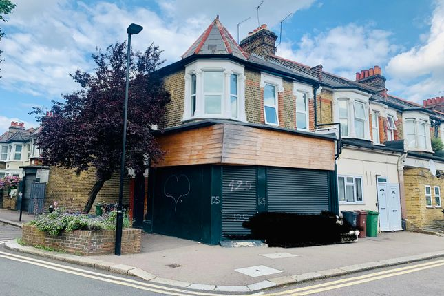 Thumbnail Restaurant/cafe to let in Grove Road, London