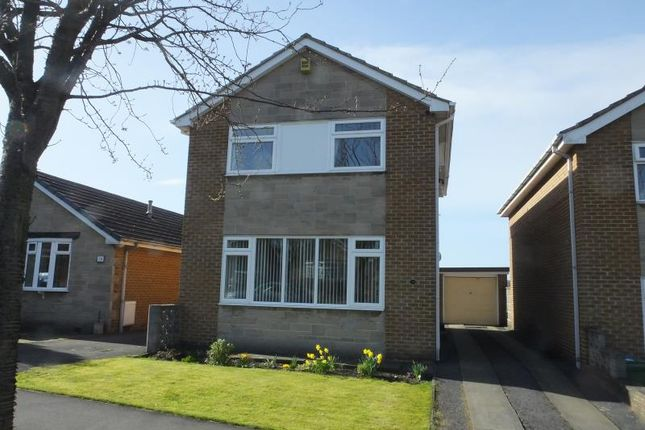 Thumbnail Detached house for sale in Chancet Wood View, Meadowhead, Sheffield