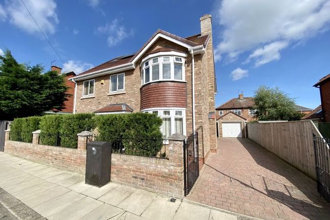 Thumbnail Detached house for sale in North Albert Road, Norton, Stockton