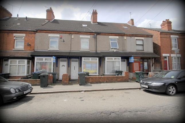 Thumbnail Property to rent in Bramble Street, Stoke, Coventry