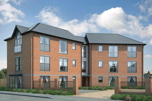 "Thumbnail Flat for sale in ""Hewett House 1"" at Hornbeam Place, Reading"