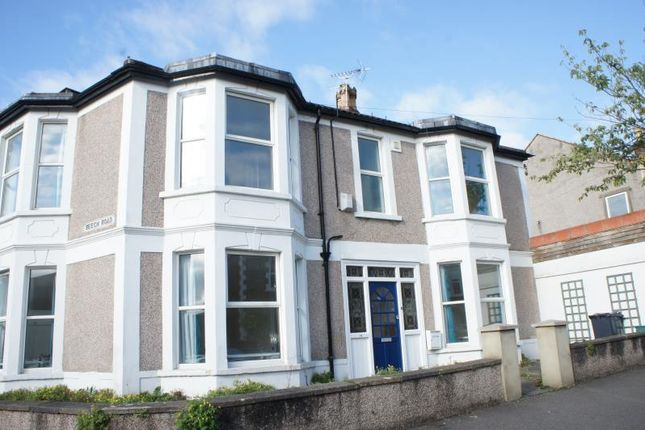 Thumbnail Semi-detached house to rent in Ash Road, Horfield, Bristol