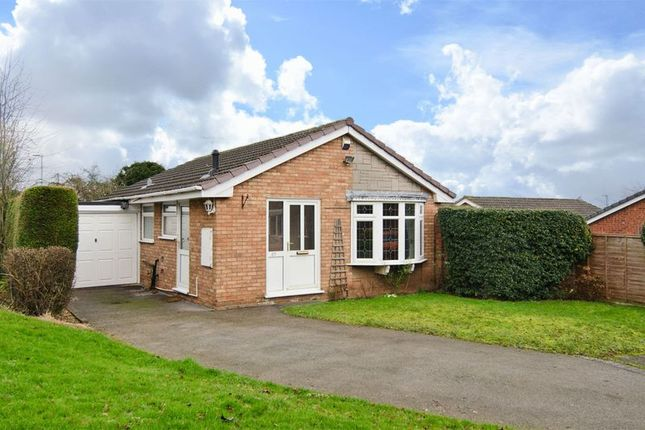 2 bed detached bungalow for sale in Francis Road, Lichfield