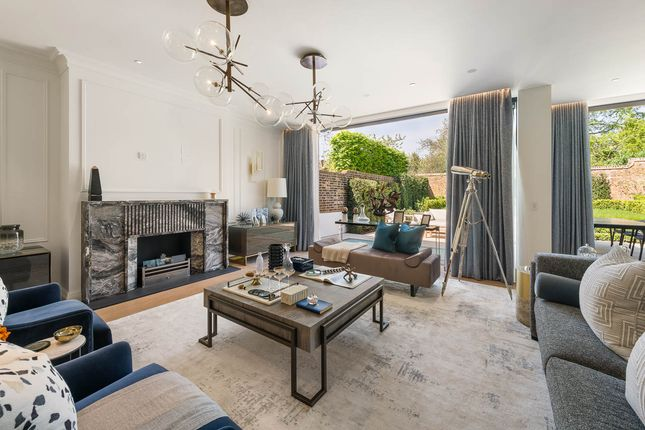Thumbnail Terraced house for sale in Ilchester Place, Holland Park, London