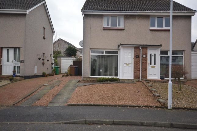 Thumbnail Semi-detached house to rent in Steeple Crescent, Dalgety Bay, Dunfermline