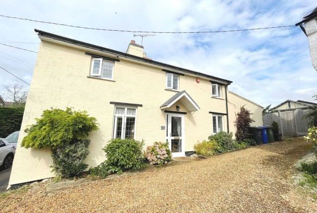 Thumbnail Detached house for sale in Forest Road, Piddington, Northampton