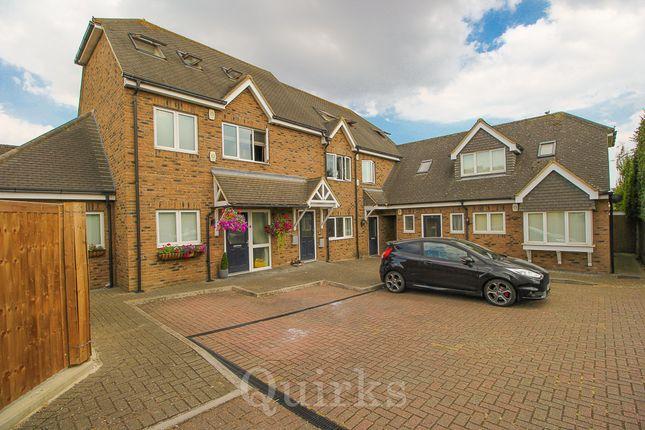 Thumbnail Flat for sale in Tyrrells Road, Billericay