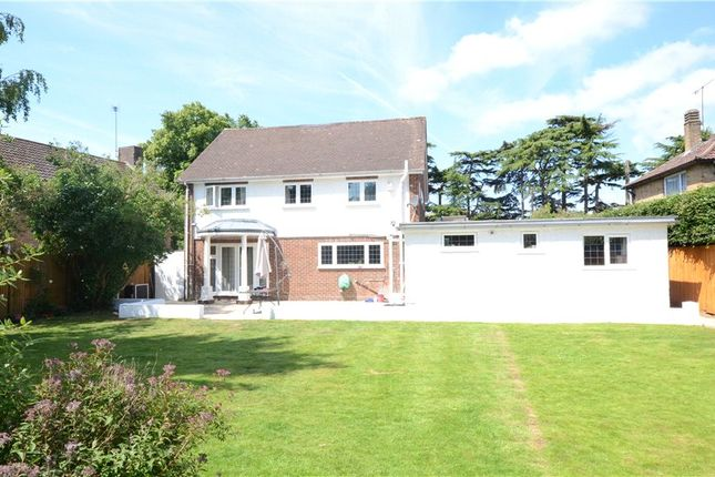 Thumbnail Detached house for sale in Cintra Avenue, Reading, Berkshire