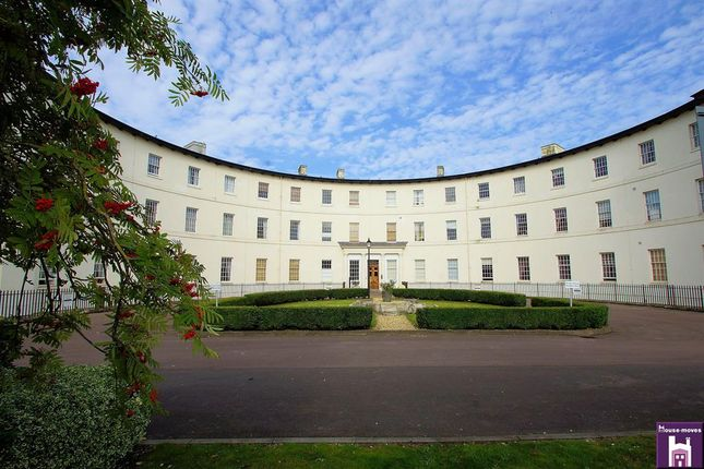 Thumbnail Flat for sale in The Crescent, Horton Road, Gloucester
