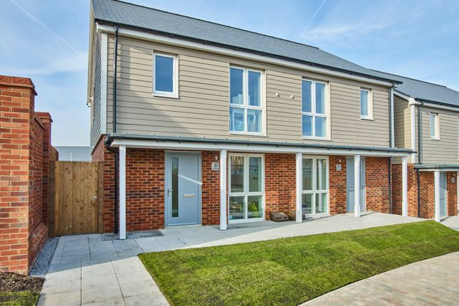 Thumbnail Semi-detached house for sale in Plot 141, Golding Road, Tunbridge Wells, Kent, Tunbridge Wells