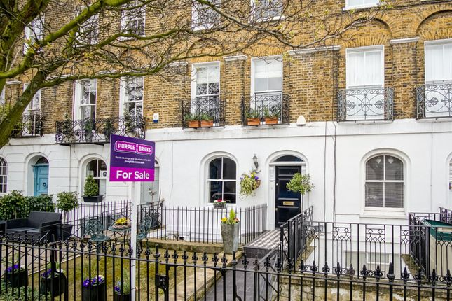 Thumbnail Terraced house for sale in Cloudesley Road, Islington