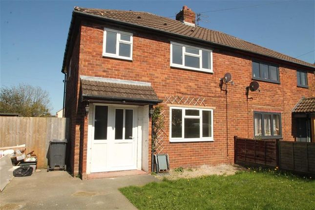 Thumbnail Semi-detached house to rent in Hammonds Place, Gobowen, Oswestry