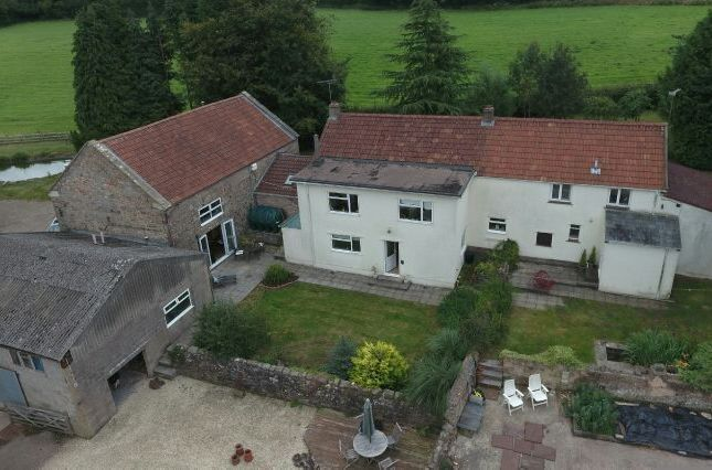 Thumbnail Detached house for sale in Miss Graces Lane, Tidenham Chase, Chepstow