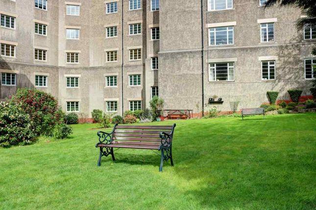 Communal Gardens of Learmonth Court, Edinburgh EH4