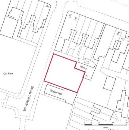 Thumbnail Land for sale in Waverhill Road, Birmingham