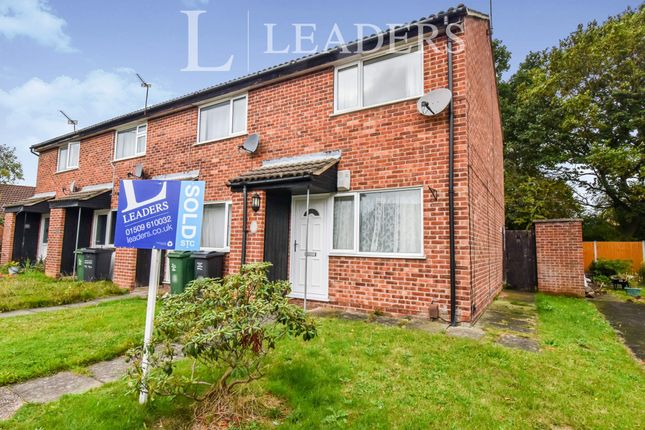 2 bed end terrace house to rent in Winterburn Way, Loughborough LE11