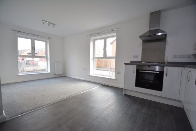 Thumbnail Flat to rent in Horrell Court, Bretton