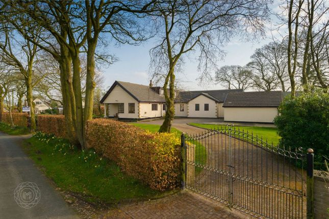Thumbnail Detached bungalow for sale in Smithy Lane, Brindle, Chorley, Lancashire