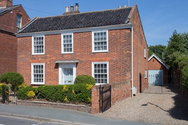 Thumbnail Detached house for sale in High Street, Kessingland, Lowestoft