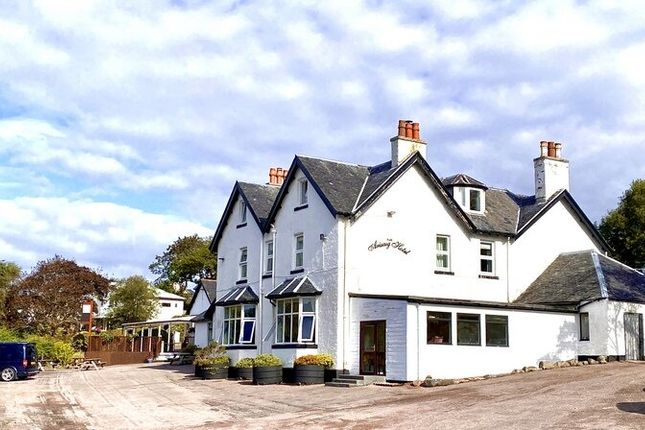 Thumbnail Hotel/guest house for sale in The Arisaig Hotel, Main Road, Arisaig, Inverness-Shire