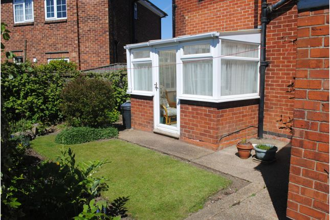 Conservatory of Arcadia Crescent, Skegness PE25