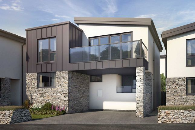 "Thumbnail Detached house for sale in ""The Penhale"" at Welway, Perranporth"