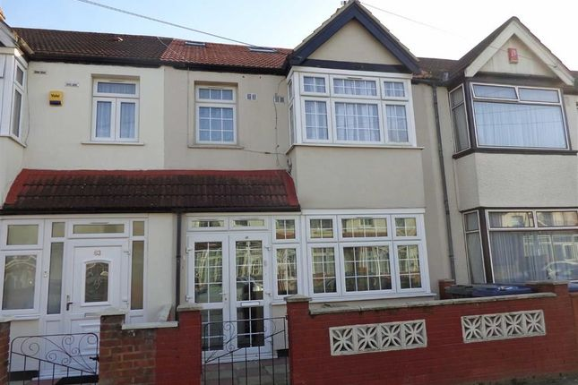Thumbnail Terraced house to rent in Trinity Road, Southall, Middlesex