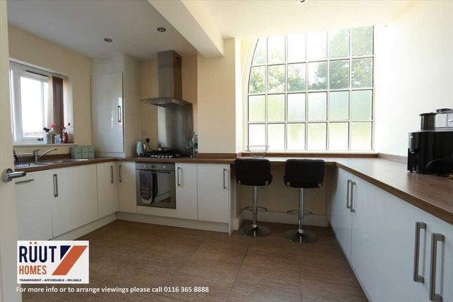 Kitchen of Sangha Close, Leicester LE3