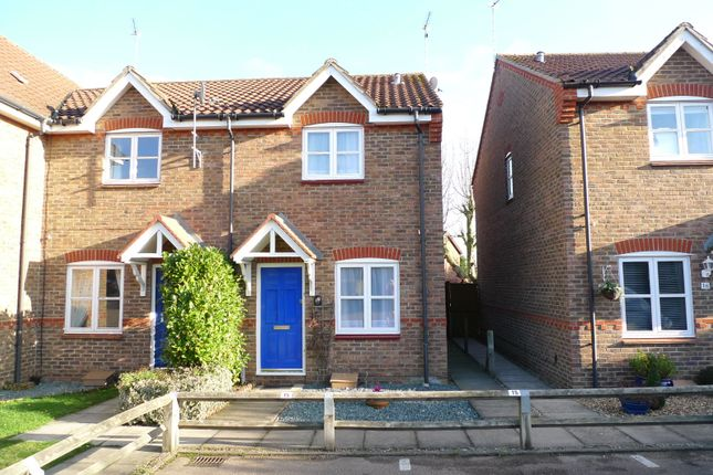 Thumbnail Town house to rent in Birtles Way, Acle, Norwich