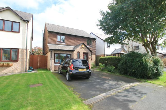 Thumbnail Detached house for sale in Pondfield Road, Latchbrook, Saltash