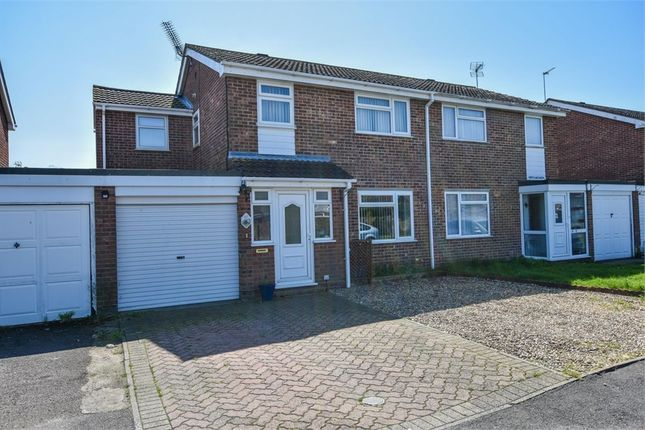 Thumbnail Semi-detached house for sale in Mandeville Road, Marks Tey, Colchester, Essex