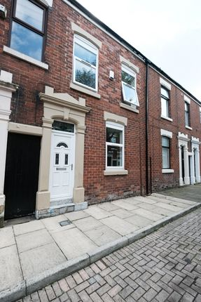 Thumbnail Terraced house to rent in Jemmett Street, Preston