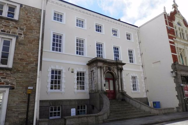 Office to let in Princes House, Princes Street, Truro