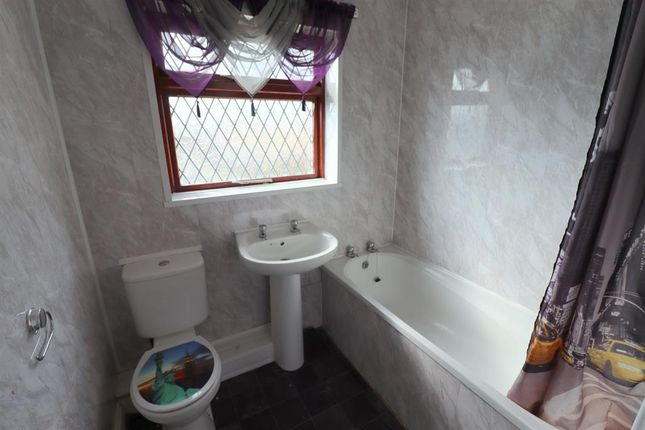 Bathroom of Teesdale Walk, Bishop Auckland DL14