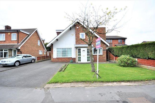 Thumbnail Detached bungalow for sale in Harbour Lane, Warton, Preston, Lancashire
