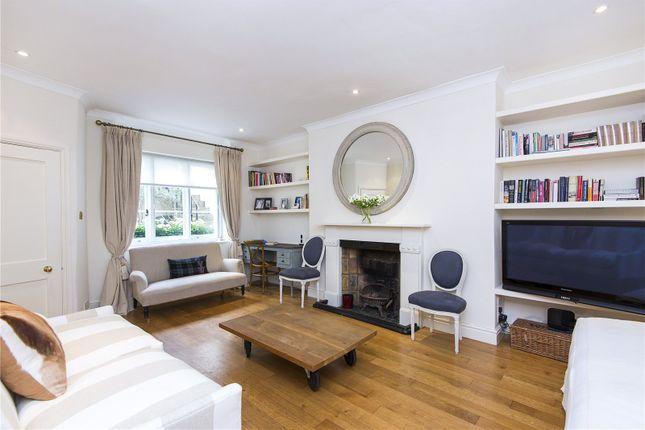 Thumbnail Flat to rent in Kensington Park Gardens, London